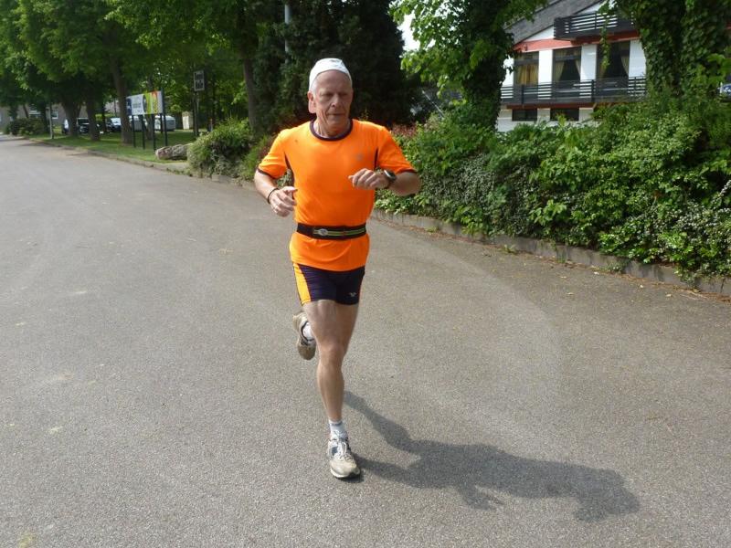 Detlefs Zieleinlauf 5. Bedburger Frühjahrsklassiker 1. Mai 2014